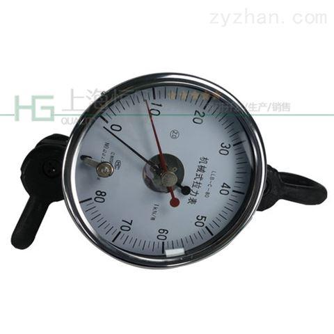 0-75kn测线缆牵引拉力用的机械式拉力表