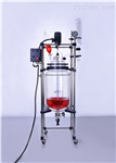 S312-10L三层玻璃反应釜