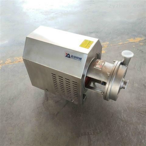 蒸发器泵 耐高温卫生泵