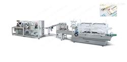 全自动铝塑泡罩包装生产线应用