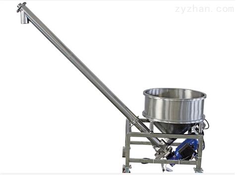 螺旋输送机颗粒粉末食品 药品专用S304 316L