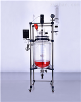 100L双层玻璃反应釜厂家
