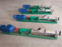 杭州G型单螺杆泵厂家直销