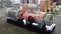 2GL型大流量卧式双螺杆泵 液货泵