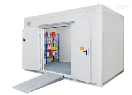 Denios实验室大型废弃物暂存柜BMCX360