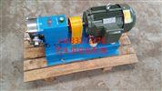 3RP5/0.6不锈钢凸轮转子泵