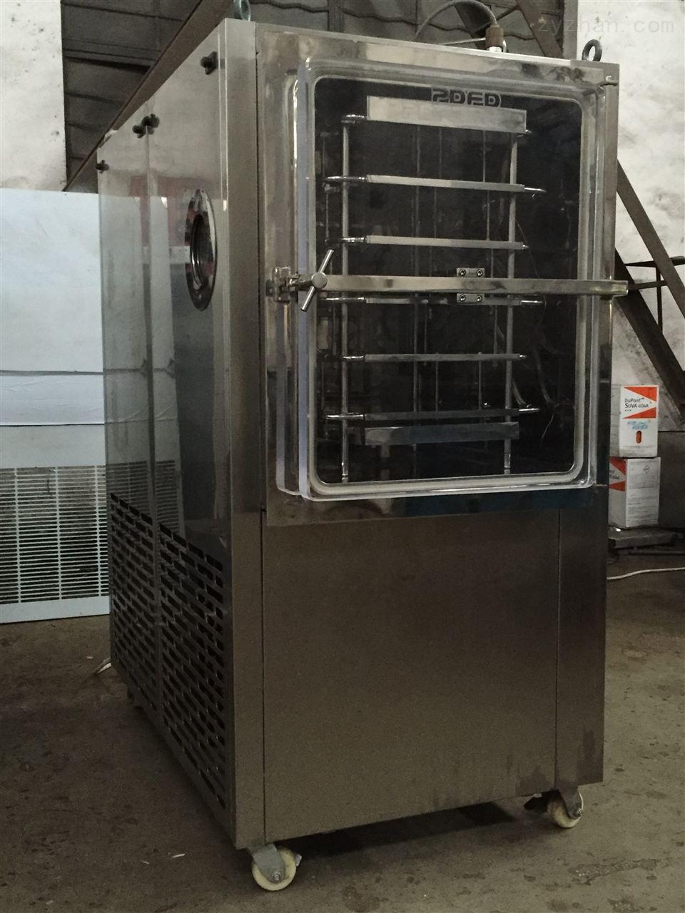 小型真空冷冻冻干机