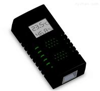 機柜磁鐵吸附式安裝雙RJ45溫濕度傳感器