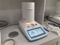 红外卤素水分测试仪怎么调
