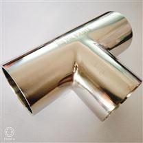 卫生级不锈钢三通
