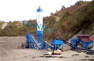煤礦充填站礦井充填攪拌站專用雙軸攪拌機