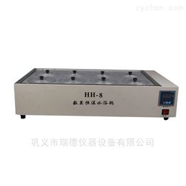 HH-ZK8专业生产八孔恒温水浴锅