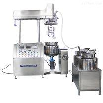 SH-SME巧克力液压真空均质乳化机