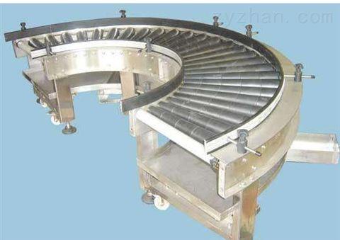 中山滚筒线双式并列东莞流水输送机依利达制