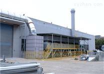 催化燃烧rco设备解决喷漆房废气