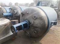 梁山低价处理3吨搪瓷反应釜