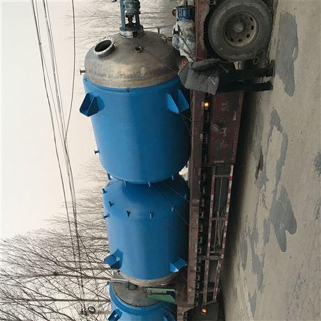 2.3吨不锈钢反应釜报价