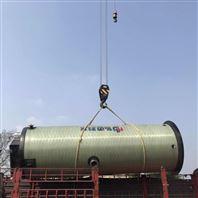 甘肃供应一体化预制泵站玻璃钢质料厂家热销