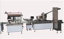 EXGF8膏剂灌装机 膏剂生产线 霜膏灌封机
