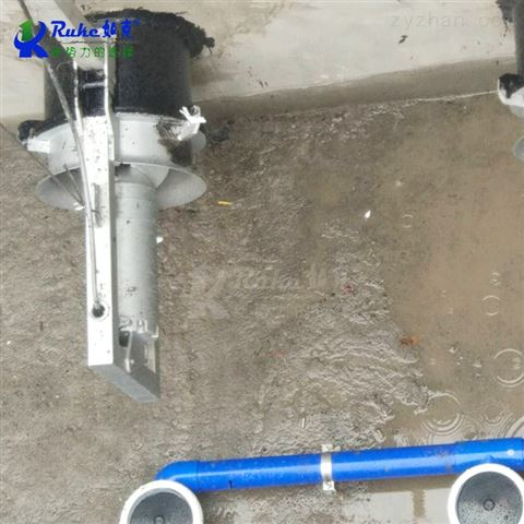 混合液回流泵厂家 反硝化脱氮专用设备