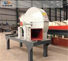 原木打片机移动式木材削片机水平输送机喂料