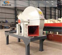 原木打片機移動式木材削片機水平輸送機喂料