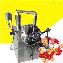 小型薄膜包衣机 BYJ-400高效糖衣机