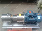 三級管線式乳化泵
