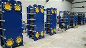 海水钛板板式换热器
