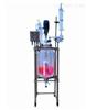 双层玻璃反应釜(10L)