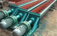 U型螺旋输送机物料不卡阻节能高效