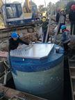 廣東深圳一體化預制泵站3x7.6m污水管網專用