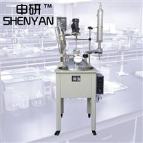 10L20L30L50L單層玻璃反應釜廠家直銷