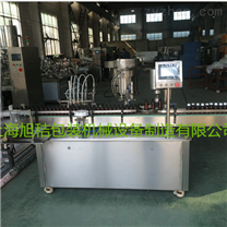 立式液體定量灌裝機