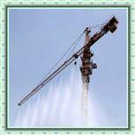 塔吊喷淋材?#39318;?#21160;升降喷淋塔机喷雾