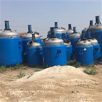 梁山不銹鋼反應釜1-10噸