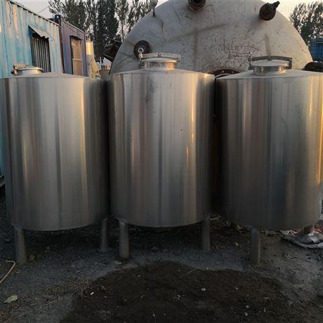 定制各種型號不銹鋼儲罐