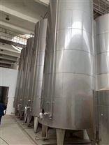 梁山定制不锈钢储罐1-100立方