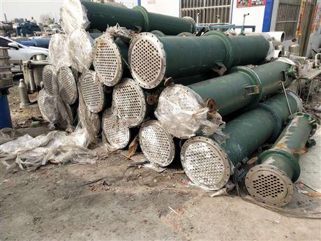 梁山耀辉1-50平方列管式冷凝器换热器