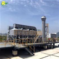 催化燃烧rco装置处理注塑厂车间废气