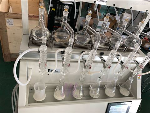 甘肃自动一体化蒸馏装置CYZL-6用途说明