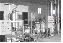 小型中药颗粒生产线制剂生产实训设备