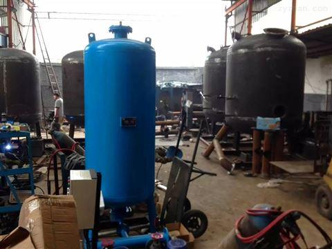 隔膜式河水定压补水装置