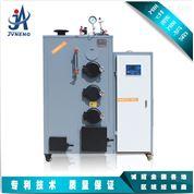 浙江聚能80kg生物质蒸汽发生器免报检锅炉