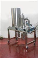 BS100实验室小型气流粉碎机