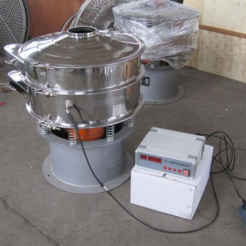 镍钴锰三元电池材料超声波振动筛