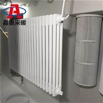 钢制三柱暖气片A低碳钢三柱型散热器批发