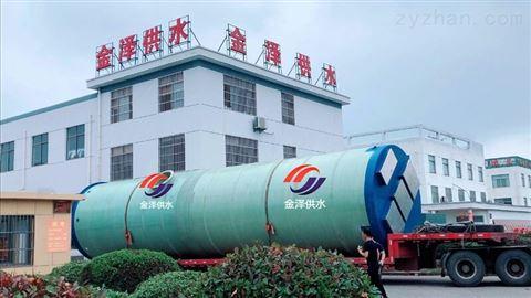 一体化泵站预制泵站什么尺寸都可以定制