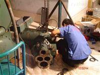 约克中央空调压缩机维修保养;冷水机组大修