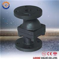 进口立式浮球式蒸汽疏水阀价格、特点
